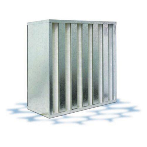 Multi Wedge HEPA Filters